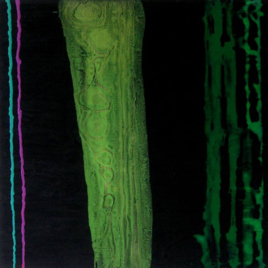 Korkeiche 2008 Öl auf Leinwand 60 cm x 60 cm