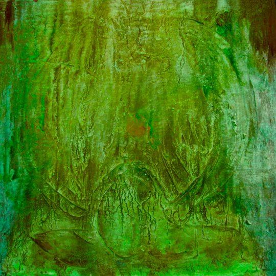 o.T. Acryl auf Leinwand 50 cm x 50 cm