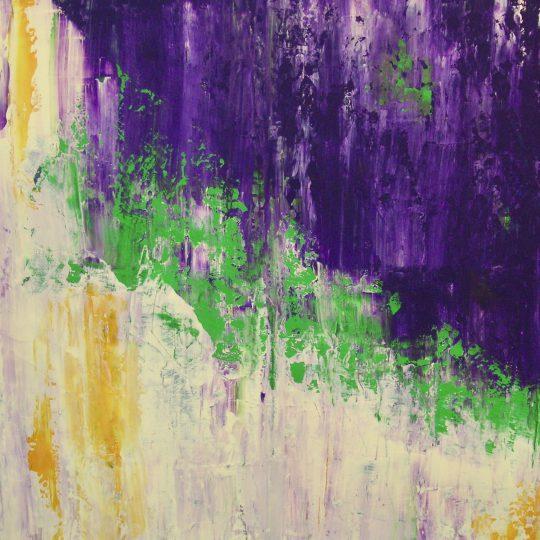 o.T. 2019 Acryl auf Leinwand 80 cm x80 cm